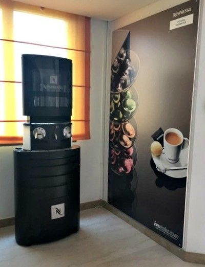 ivs italia - nespresso - your best break - your best delivery - ivs caffè - ivs distributori automatici - ivs group - ivs distributore snack