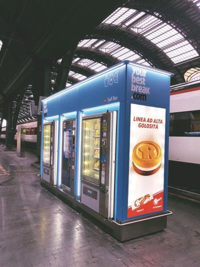 progetti ivs group - area break ivs italia - your best break - ivs caffè - ivs group - ivs distributore snack - ivs macchinette automatiche - distributori automatici caffé - bevande