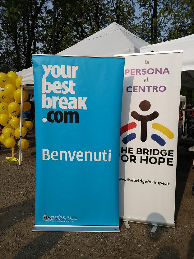 the bridge for hope gara - ivs italia - your best break - ivs caffè - ivs distributori automatici - ivs group