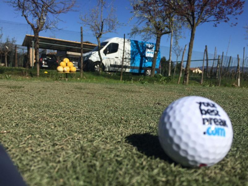 torneo di golf your best break