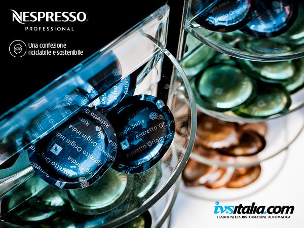 nespresso excelsior hotel gallia riciclo