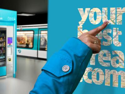 ivs francia gara distributori metro parigi