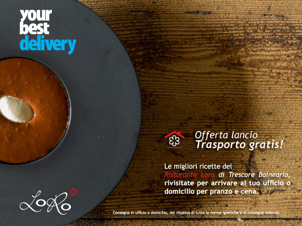 your-best-delivery-loro-ristorante