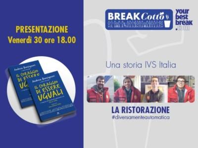 ivs italia - your best break - ivs caffè - ivs distributori automatici - libro break cotto