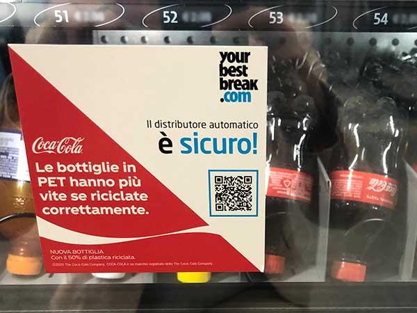 ivs italia - your best break - ivs caffè - ivs distributori automatici coca cola